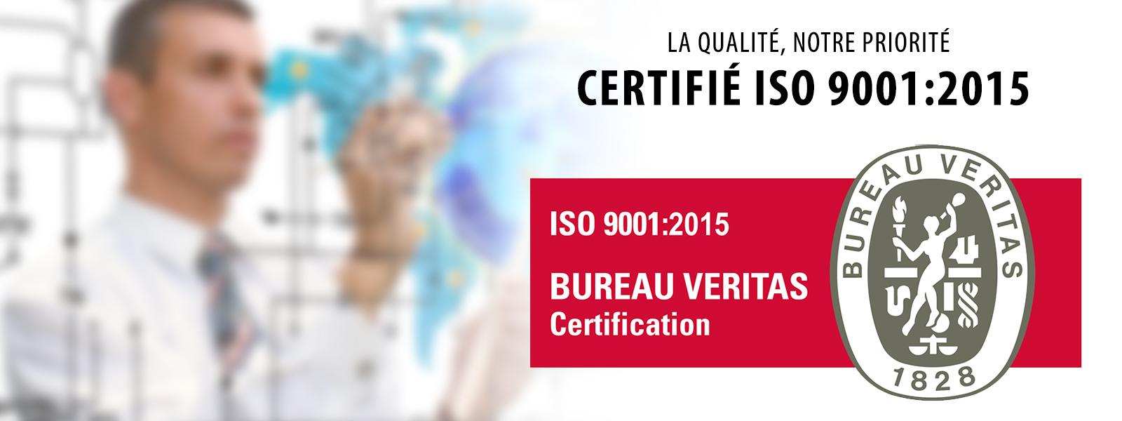 AMB, le spécialiste de la mécanique de précision, certifiée ISO 9001